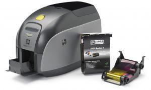 zebra ZXP1 Grupo ID Soft