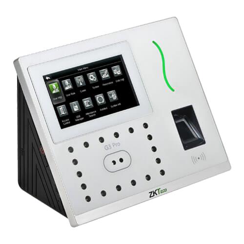 ZKTECO G3PRO - Control de Acceso y Asistencia Facial y Palma